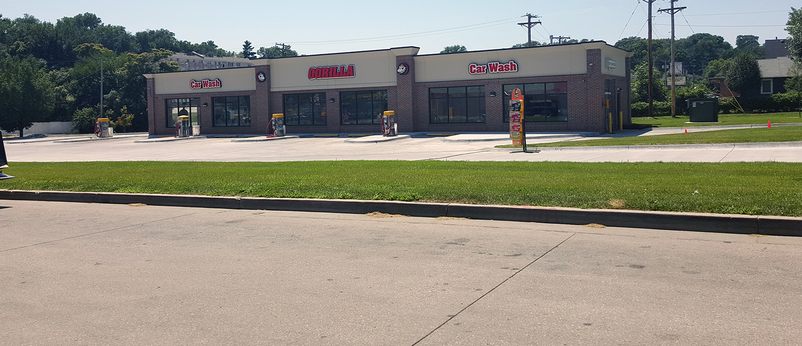 Gorilla car wash car wash omaha gorilla car wash solutioingenieria Image collections