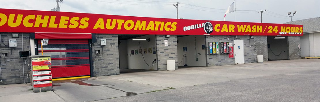 Facility Features Gorilla Car Wash